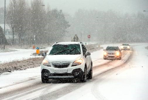 Weather Warnings For All Road Users